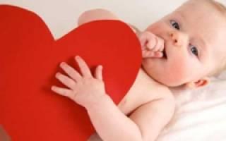 Мышечный порок сердца у новорожденных