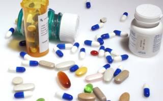 Препараты от гипертензии список