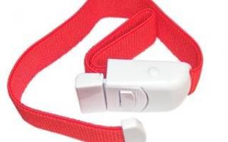 Время наложения венозных жгутов при сердечной недостаточности