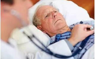 Препараты от сердечной недостаточности у пожилых