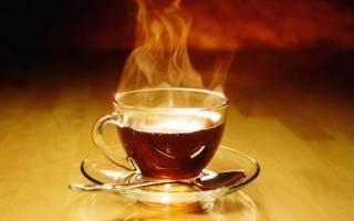 Какой чай пить при гипотонии