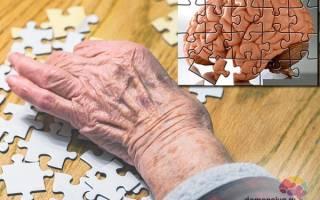 Хроническая ишемия головного мозга деменция