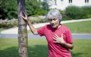 Приступ стенокардии симптомы первые признаки