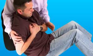 Первая помощь при приступе стенокардии