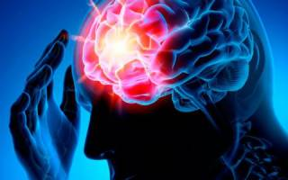 Может ли при гипотонии быть инсульт