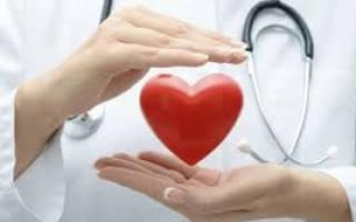 Порок сердца зондирование