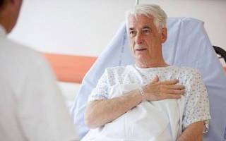 Отек легких при инфаркте миокарда