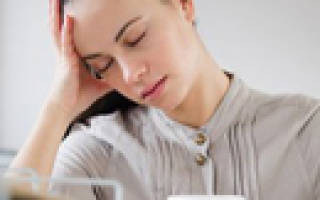 Гипотония криз симптомы