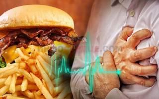 Тахикардия после еды причины