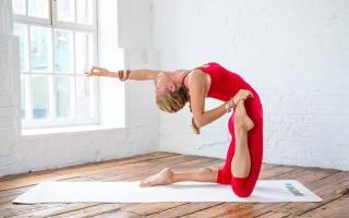 Йога против гипертонии
